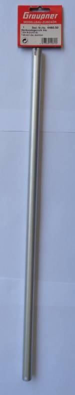 Heckauslegerrohr Alu für Beginner 15, Länge 49 cm