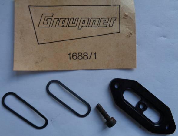 Adapter f. Schalldämpfer