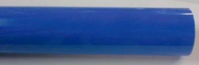 m ORACOVER-Bügelfolie, blau-floureszierend