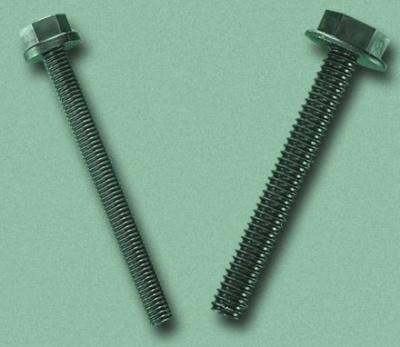 Nylon Tragflächenschrauben, 4 Stück