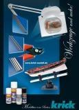 Krick Modellbau Werkzeug+Material