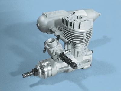 SC 40 A-ABC-MKIII, 6,5 ccm 2-Takt-Motor, mit Schalldämpfer