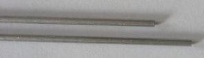 Aluminiumrohr 2,0/1,6 mm