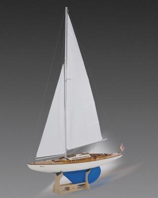 Ariadne Segelyacht Bausatz  - Länge 113 cm -