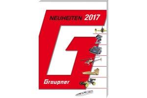 Graupner-Neuheiten 2017, 120 Seiten