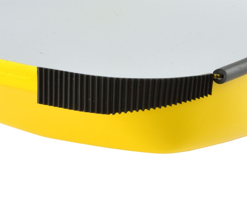 Gummi Bumperplatte 300 x 75 mm, fein