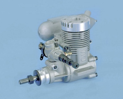 SC 36 A-ABC, 5,9 ccm 2-Takt-Motor, mit Schalldämpfer