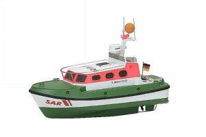 JOHANN FIDI, Tochterboot zu Bernhard GRUBEN