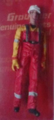 Chief stehend, Maßst.1:32, Höhe ca. 5,6 cm