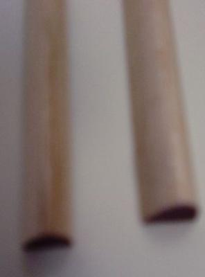 Balsa-Nasenl., violett, Querschn./Ø  8 x 8 mm, 1 m lang