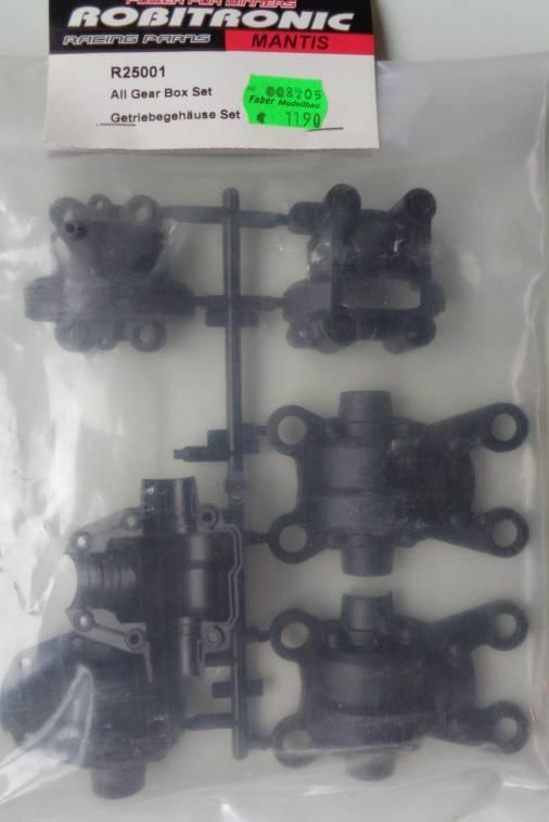 Getriebegehäuse Set