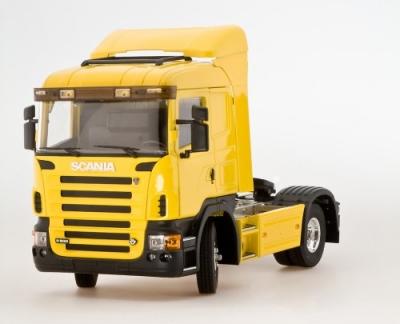 Wedico-SCANIA-Fahrerhaus CR 19, gelb