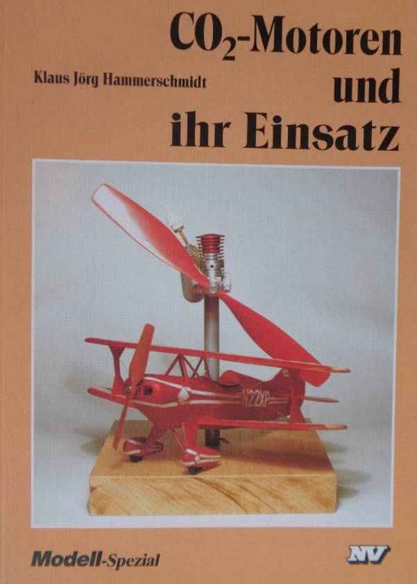 Fachbuch CO²-Motoren und ihr Einsatz