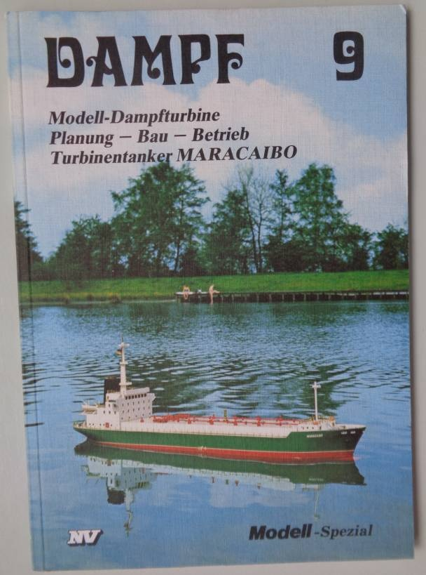 Fachbuch Dampf 9  -vorrätig-   Sonderpreis