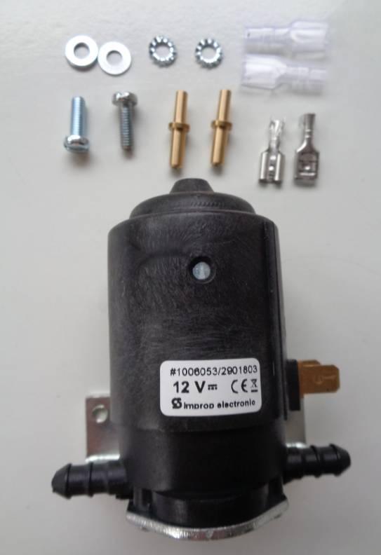 elektrische Zahnradpumpe 12 V   - NEU -