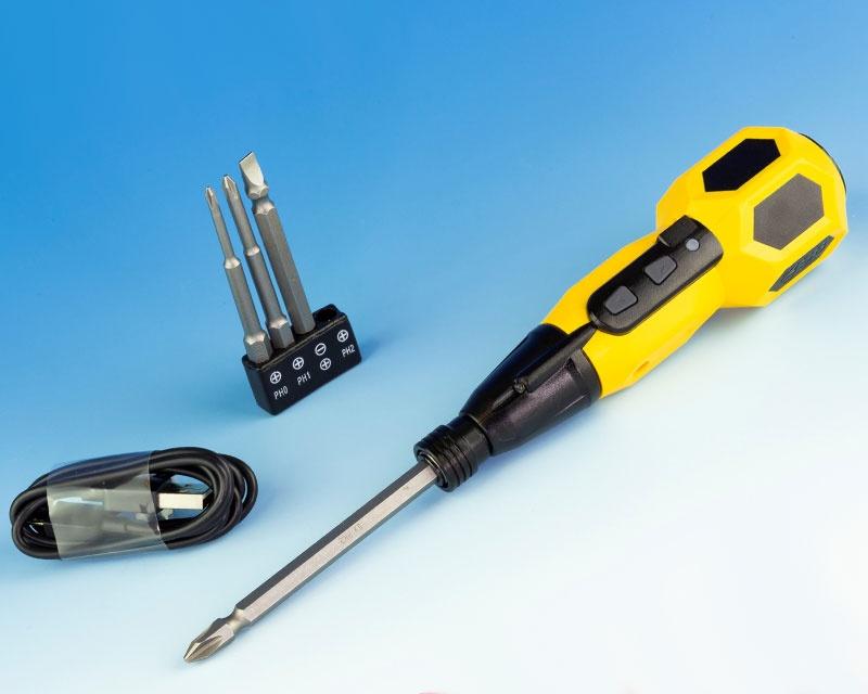 RC36 Schraubendreher elektrisch USB (Set)