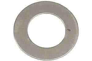 Anlaufscheibe  Ø  innen 10 mm, außen 17 mm