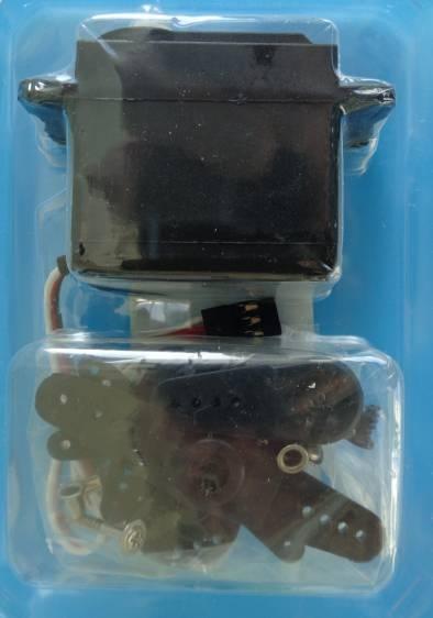 Standart-Servo 4804 BB, Kunststoff, Kugellager, Analog
