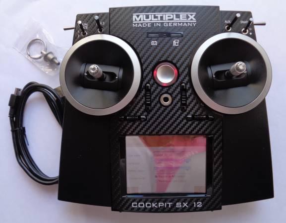COCKPIT SX 12 M-LINK Einzelsender