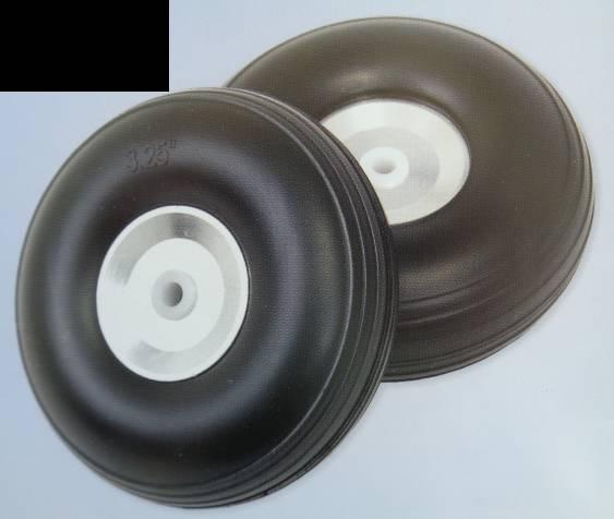 Ballonrad mit Kunststoff-Felge, 1 Stück, Ø 32 mm