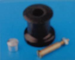 Winsch funktionsfähig Ø 10,3 mm,Höhe 10,2 mm, 2 Stck.