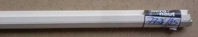 5 Stück Plastikprofil 3-Kant 90° 1000 x 5 mm