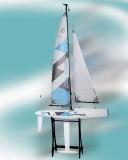 Compass RG65 Segelboot ARTS  - Länge 65 cm -