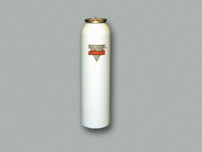 Druckluftflasche groß 700ml