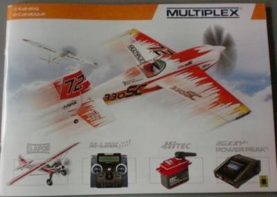 Multiplex-Prospekt
