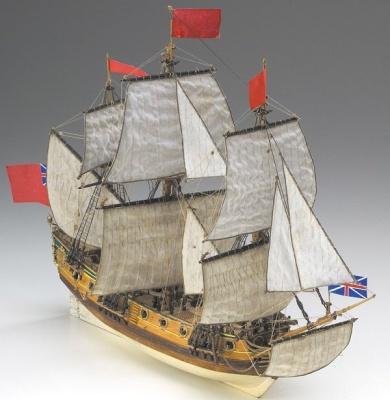 Peregrine HMS Baukasten, Länge 43,20 cm