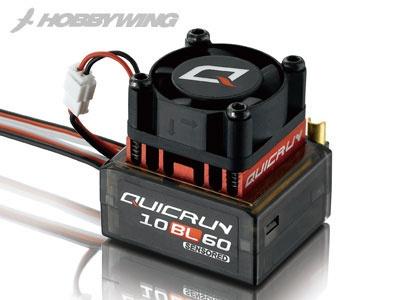 BL-Fahrtregler Quicrun WP10 BL60S