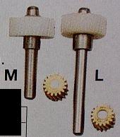 Getriebesatz für 500 - 650 er-Motore  L 1,94:1