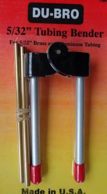 Rohrbieger 5/32, für Rohre mit 4 mm Außen-Ø