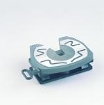 Wedico-Aluminium-Sattel für Auflieger