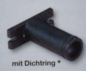 SCHALLDAEMPFERSTUTZEN,Lochabst. 47 mm, Außen-Ø 22 mm