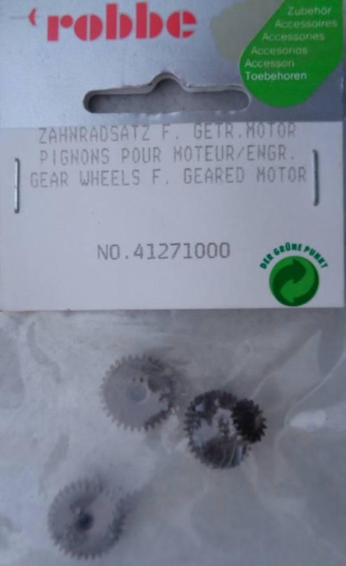Zahnradsatz F. Getr.Motor