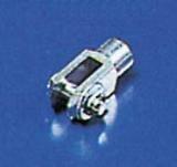 Gabelkopf Stahl M4 (2 Stk.)