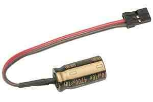 Speicherkondensator f. 2.4GHz - vorerst nicht lieferbar -r