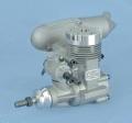 SC 61 A ABC-MKIII, 10 ccm 2-Takt-Motor mit Schalldämpfer