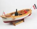 Anna mit Dampfmaschine - Version 2 - Baukasten, Länge 61 cm